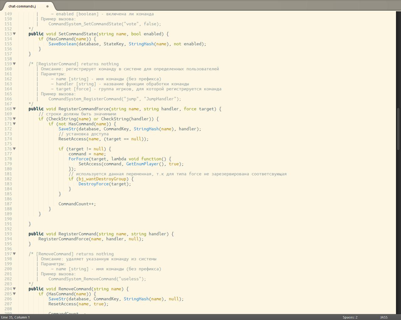 http://xgm.guru/p/wc3/jass-syntax-sublime-textmate