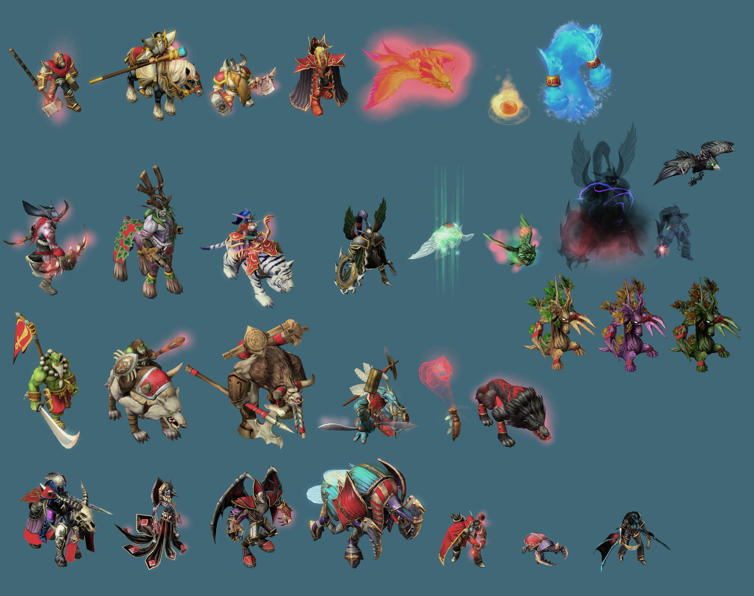 Вопросы - WarCraft 3 / Модмейкинг - XGM: Xtream Game Modmaking