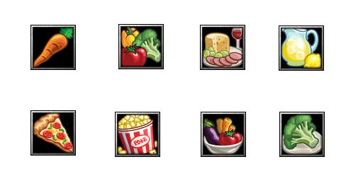 https://xgm.guru/p/wc3/rpg-item-icons-pack-food