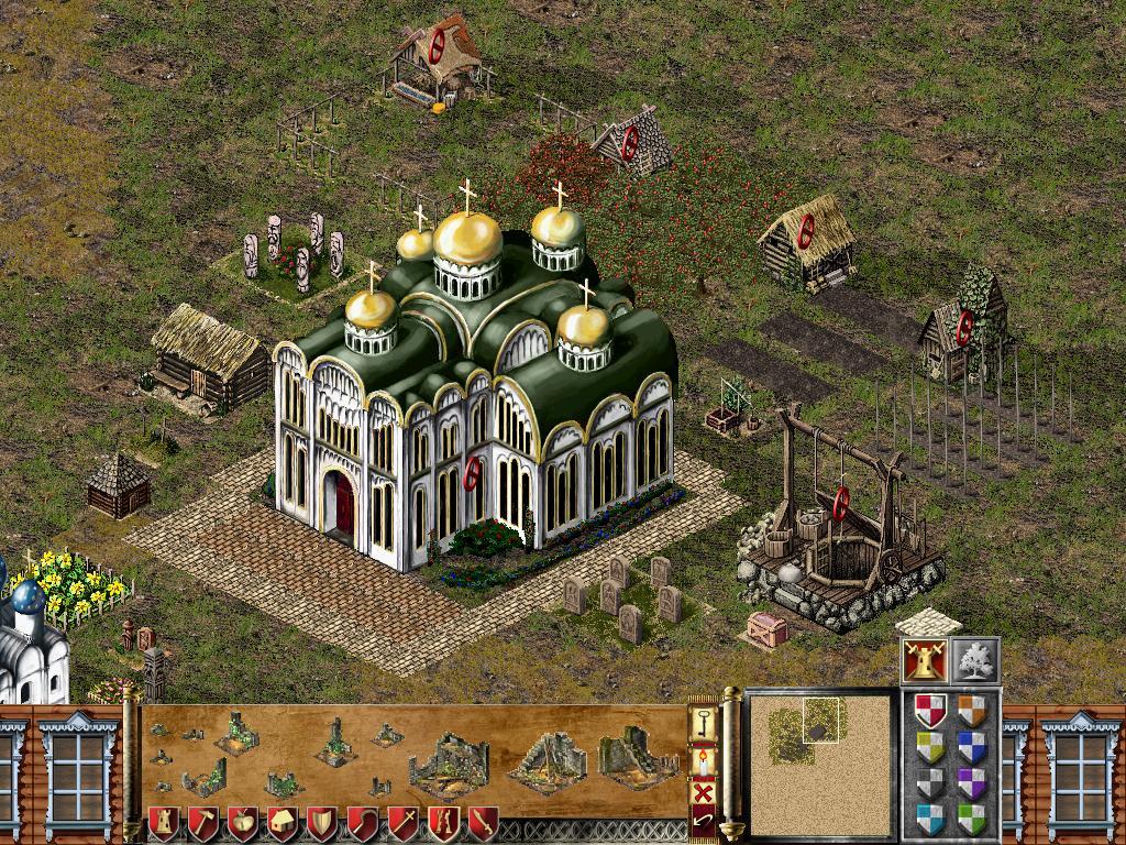 скачать игру Stronghold 1 через торрент на русском бесплатно - фото 10
