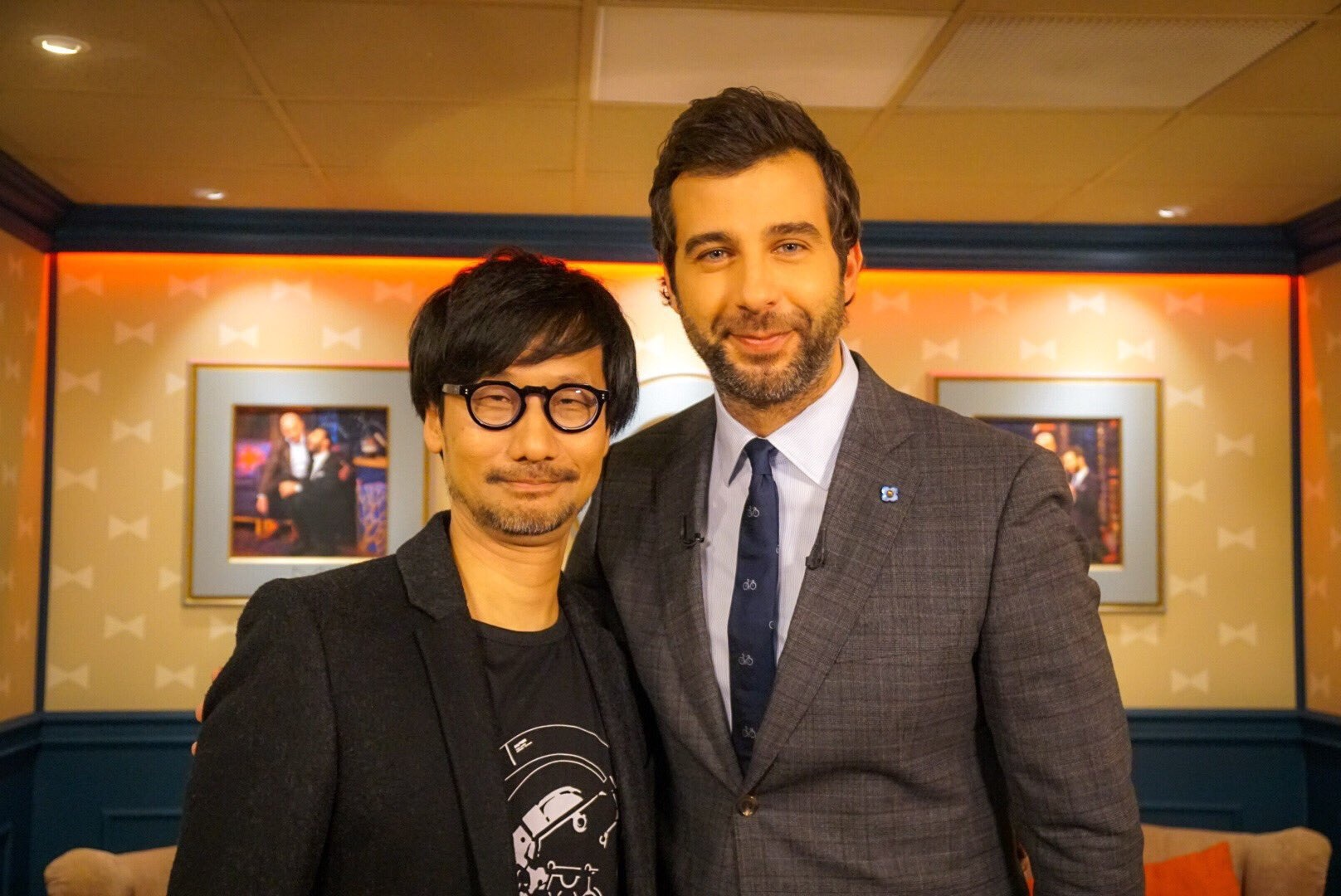 https://xgm.guru/p/world-of-insanity/evening-with-urgant-and-kojima