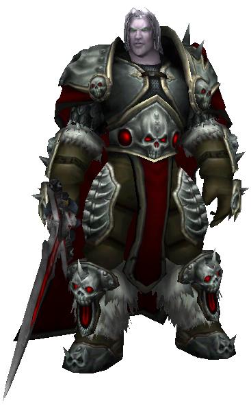 Warcraft 3 модели героев - 4