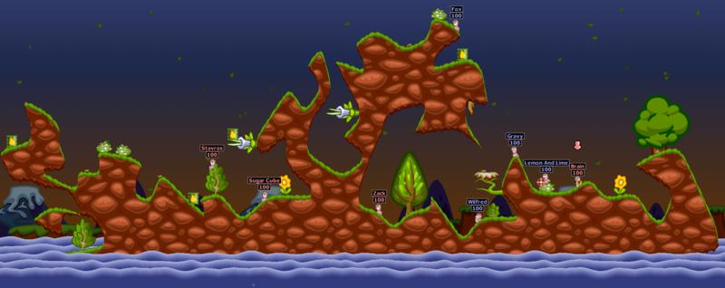 игры online worms