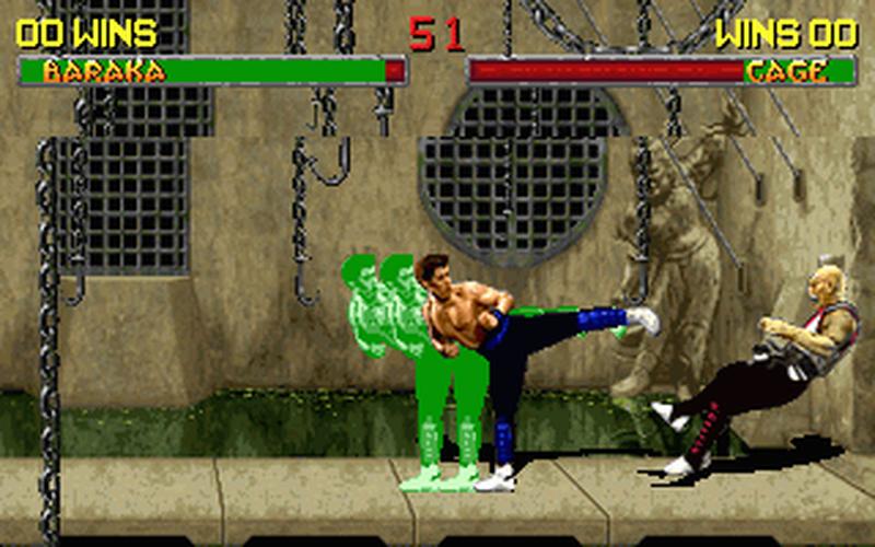 Игра Mortal Kombat 2 Скачать - фото 4