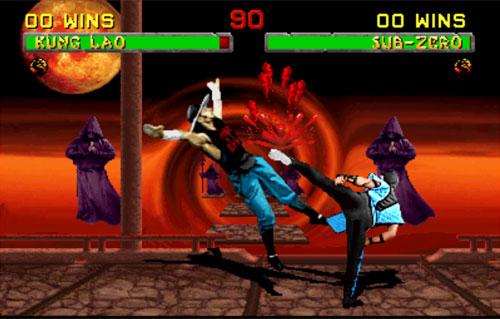 Игра Mortal Kombat 2 Скачать - фото 11
