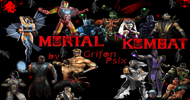 Проект Mortal Kombat by GrifonPsix