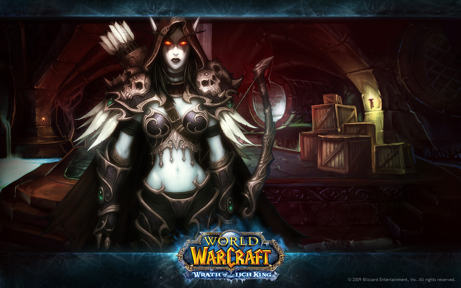 Sex lady sylvanas for wow hentai pictures