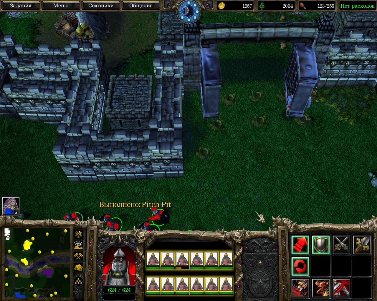Warcraft 3 frozen throne legion td mega 34 goblin tactitcs/strategy