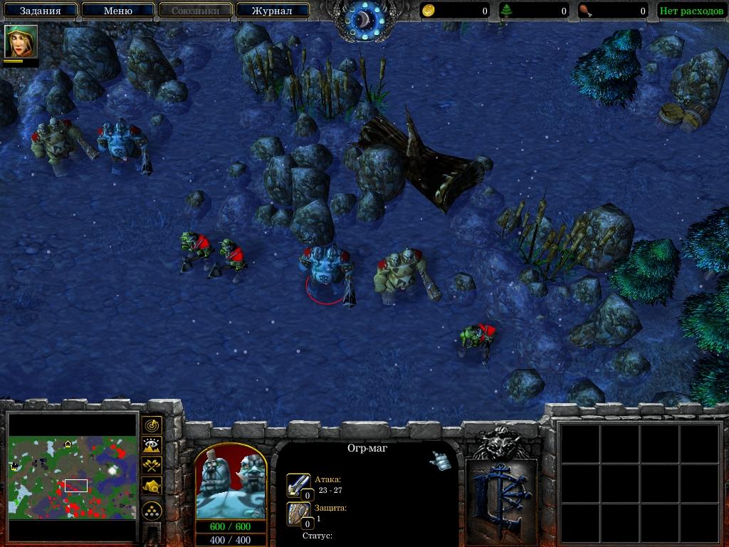 Demo Versions: Warcraft 3 Demo - Demo Movie Patch