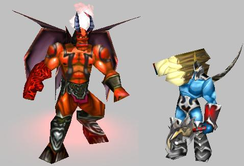 Демоны варкрафт